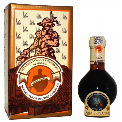 Traditional Balsamic Vinegar of Modena PDO Aged at least 12 years